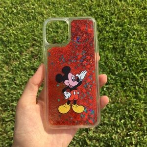 Mickey Mouse Disney Quicksand iPhone Case